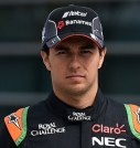 11. Sergio Perez - Force India