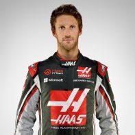 8. Romain Grosjean - Haas